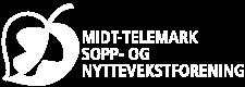 Nettsidelogoen til Midt-Telemark sopp- og nyttevekstforening